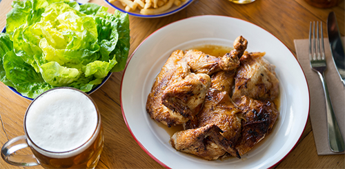 Chicken-Paddington