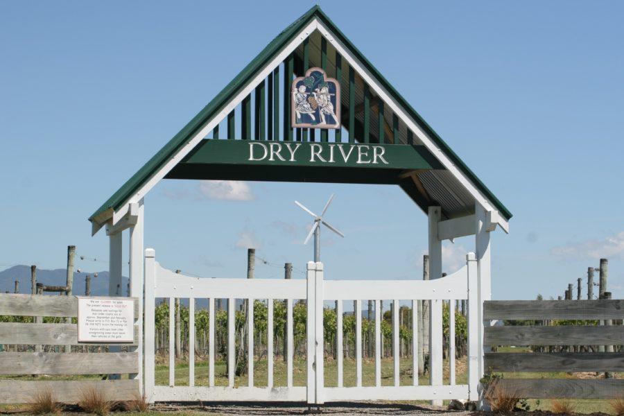 Dry River entrance