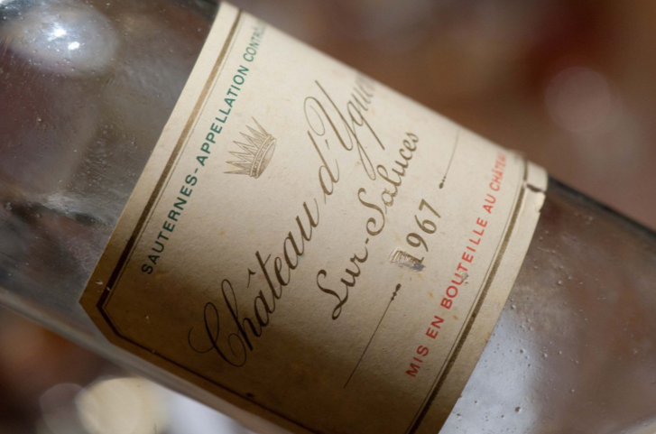 Chateau dYquem 1967
