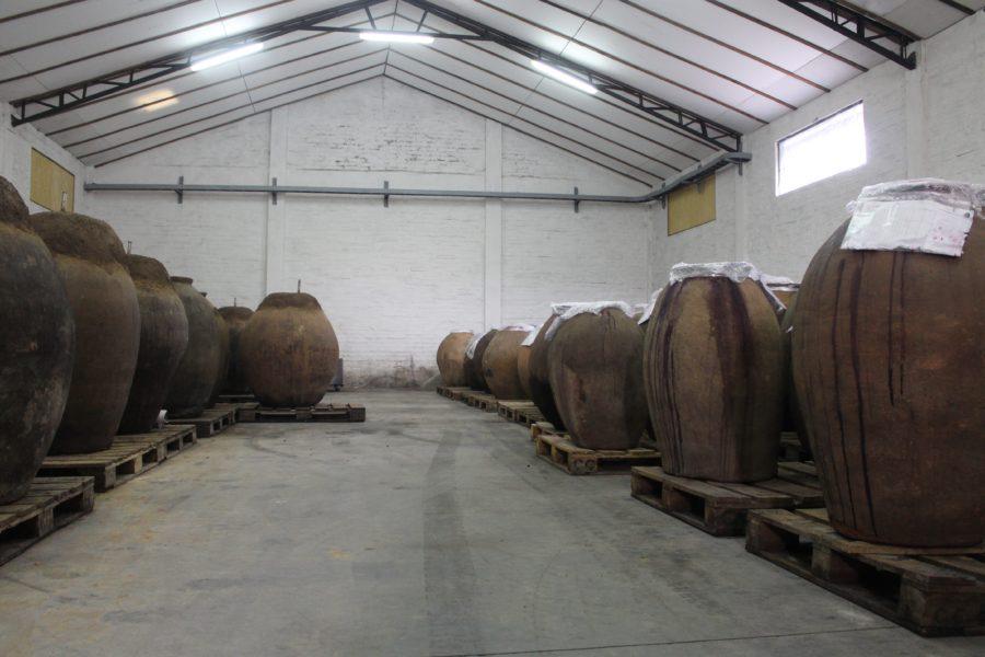 Wine amphorae