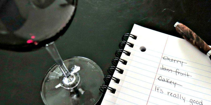 wine-writing