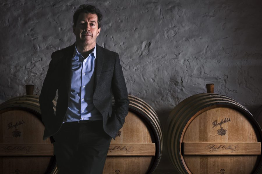 Penfolds Magill Cellar 3_Chief Winemaker_Peter Gago_lr