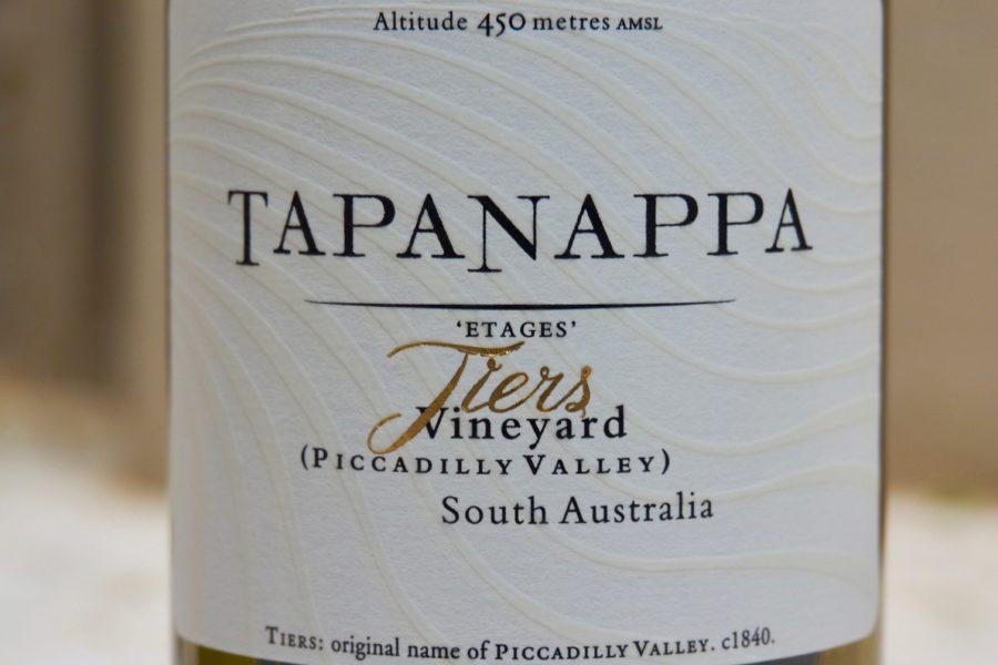 2015 Tapanappa Tiers Chardonnay