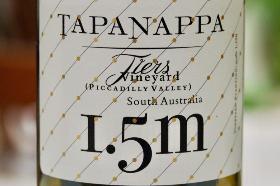 2015 Tapanappa 1.5m Chardonnay