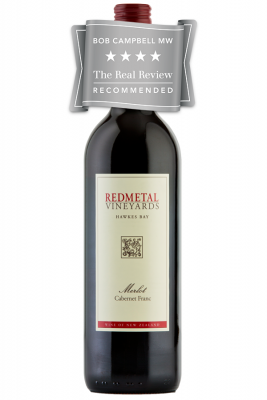 Redmetal Wines The Real Review