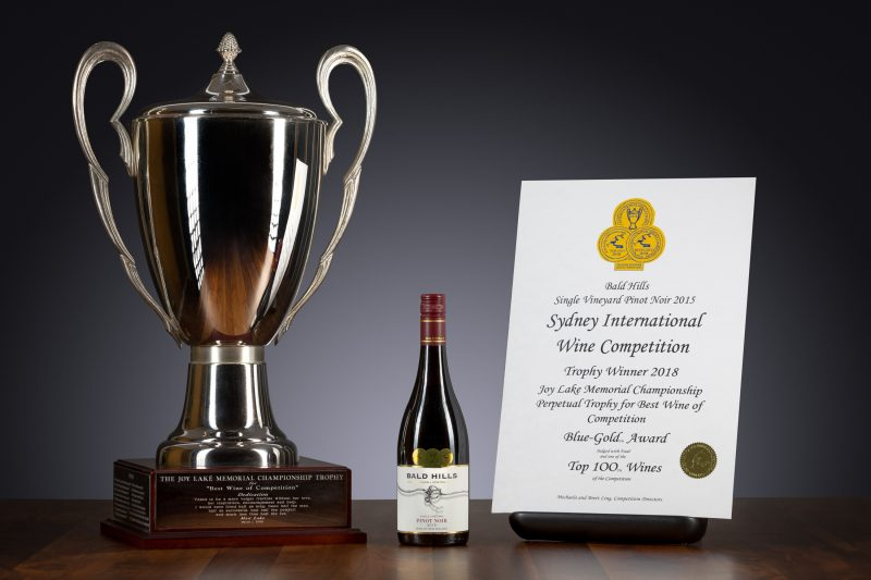 Brabant Wine Trophy: More Wine Show Trophies Named After Women