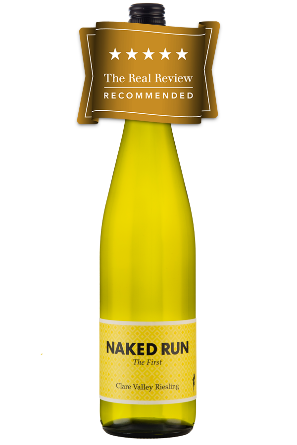 Naked Run The First Riesling 2020 - The Real Review